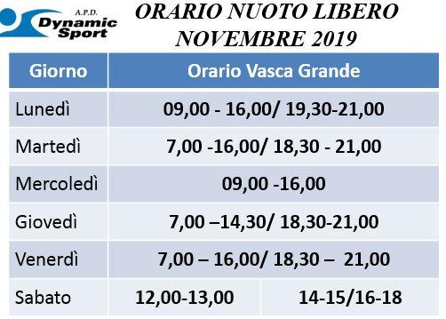 Vasca Grande Dynamic Sport